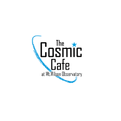 The Cosmic Cafe at Mt. Wilson logo