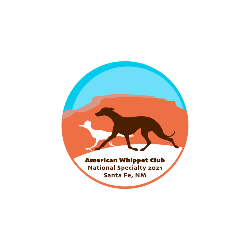 American Whippet Club 2021 National Specialty logo