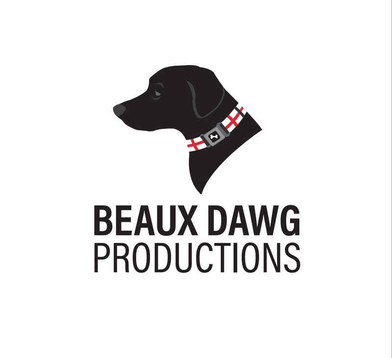 Beaux Dawg Productions Logo