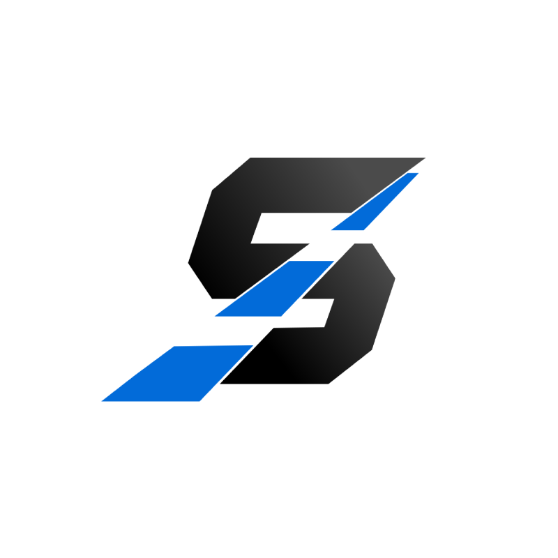 Logo for Scotty Richards, Stunt driver and instructor