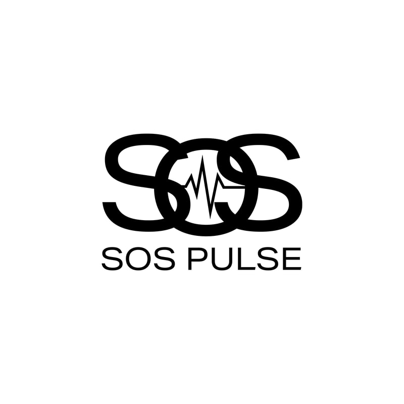 SOS Pulse PEMF therapy logo